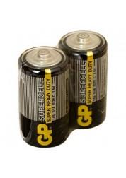 батарейки С R14 комплект из 2 шт