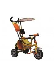 Велосипед Navigator Lexus Trike Сафари желто-оранжевый