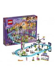Лего Подружки Парк развлечений:американские горки Lego 41130