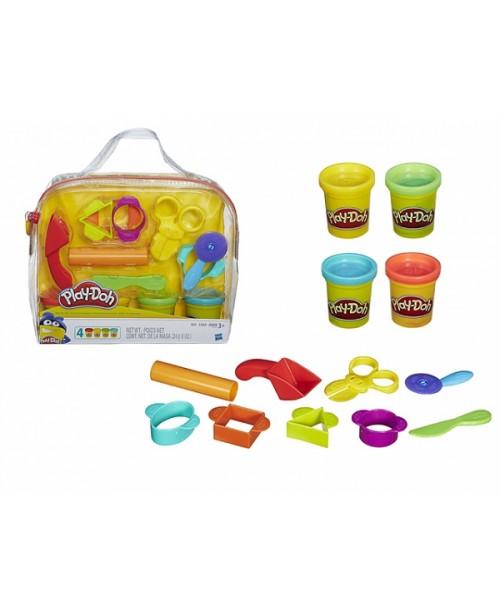 Play-Doh Игровой набор Базовый Hasbro B1169H