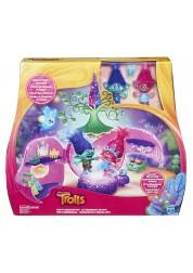 Trolls Игровой набор Тролли Коронация Hasbro B6560