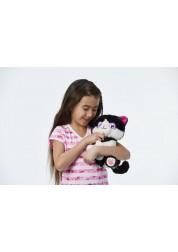 Bright Eyes Pets плюшевый интерактивный котенок 22341