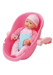 Baby born my Little Кукла 32 см и кресло-переноска Zapf Creation 822-494