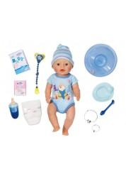 Baby born Кукла-мальчик интерактивная, 43 см Zapf Creation 822-012