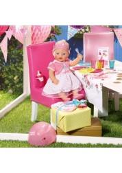 Baby born Кукла Интерактивная Праздничная Zapf Creation 823-095