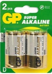 Комплект из 2 батареек R20 (большие бочонки)