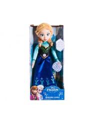 Disney Princess Функциональная кукла Холодное сердце Принцесса Анна 35 см