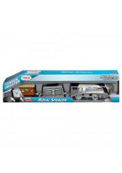 TrackMaster Томас и друзья Большие паровозики с 2-мя вагонами Королевский Спенсер / Royal Spencer