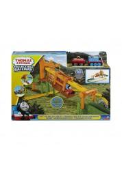 Томас и его друзья Игровой набор с навесной дорогой Туманный остров