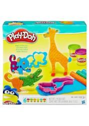 "Play-Doh Игровой набор ""Веселое Сафари"" Hasbro B1168H"
