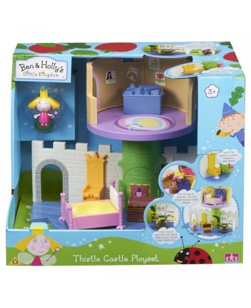 Игровой набор Волшебный замок с фигуркой Холли