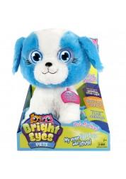 Интерактивный плюшевый щенок Bright Eyes Pets, бело-голубой Blip Toys 22334