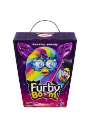 Радужный Ферби Бум Кристалл на русском языке (кристальная серия) Furby Boom Hasbro A9624