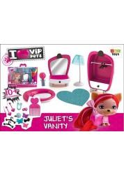 Собачка VIP Pets - Джульетта с аксессуарами 1121702