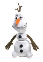 """Мягкая игрушка """"Холодное сердце"""" - Олаф (говорит и тянется), 35 см"""
