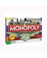Игра Монополия  на русском языке