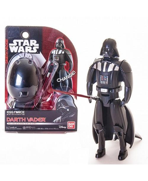 Звездные Войны Дарт Вейдер Яйцо-Трансформер Star Wars Egg Force Bandai 84545