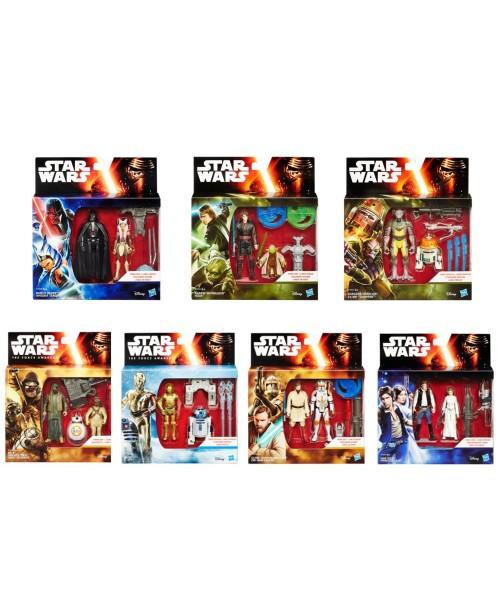 Star Wars Набор из двух фигурок 9,5 см в ассортименте B3955H