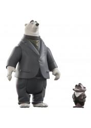 Зверополис Мистер Биг и медведь-телохранитель Zootropolis L70003