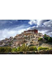 Картина Монастырь Стакна Гомпа, Индия, 40*50 см Раскраски по номерам (PB) GX8005