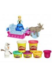 Play-Doh Набор для творчества Холодное Сердце Игровой набор B1860H