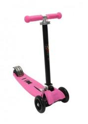 Самокат MAXI Plus, розовый Zondo ZMAP-P