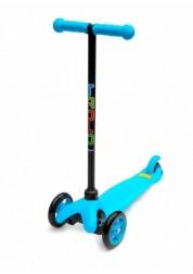 Самокат Голубой Trolo Mini 140212