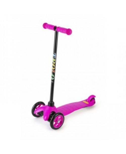 Самокат Розовый Trolo Mini 140214