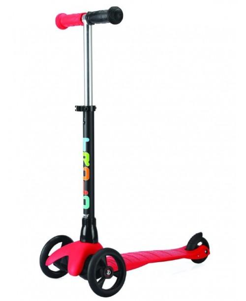 Самокат Красный Trolo Mini UP 140507