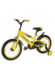"""Ламборджини велосипед  детский  двухколесный желтый - Lamborghini 16"""" New 2016 JL1MY"""