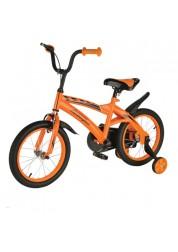"""Ламборджини велосипед детский двухколесный оранжевый - Lamborghini 16"""" New 2016 JL2MO"""