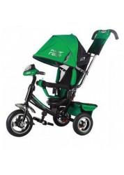 "Велосипед трехколесный Power Race (10""/8""), зеленый Trike JP7GR"