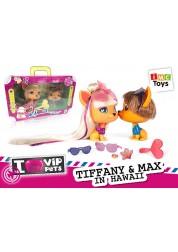 Игровой набор IMC Toys Vip Pets Тифани и Макс 1180922