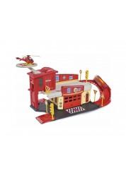 """""""Пожарный Сэм"""" Игровой набор с вертолетом Dickie 305477"""