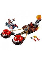 Безумная колесница Укротителя Lego Nexo Knights 70314