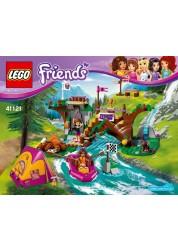 Lego Friends Спортивный лагерь: сплав по реке 41121