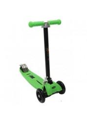 Самокат MAXI Plus, зеленый Zondo ZMAP-G