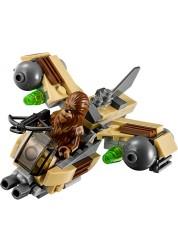 Боевой корабль Вуки Lego Star Wars 75129