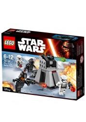 Боевой набор Первого Ордена Lego Star Wars 75132