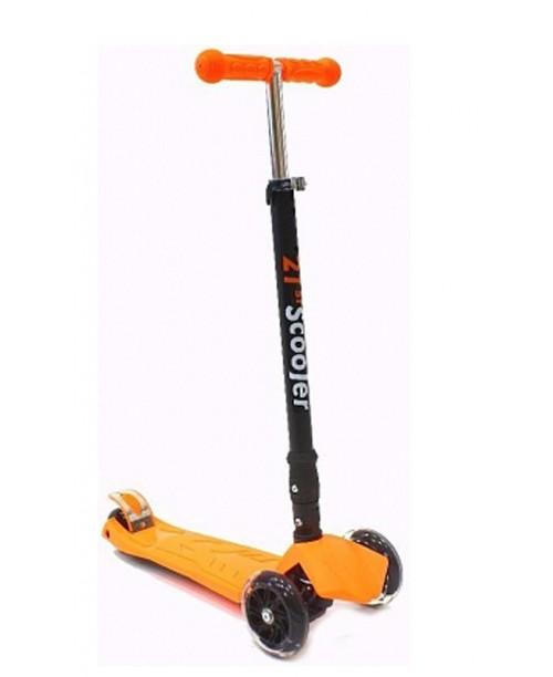 Самокат Maxi Folding, оранжевый 21st. ScooTer SKL-07C-O