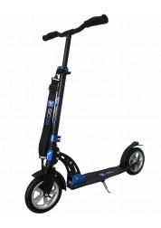 Самокат ALLROAD надувные колеса, синий Y-SCOO 205 Аir B