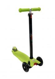 Самокат трехколесный Maxi зеленый Zondo ZMA-G