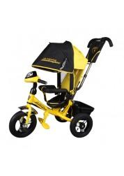 Ламборджини велосипед детский трехколесный желтый – Lamborghini L2-Y