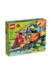 Лего Дупло Большой поезд Lego Duplo 10508