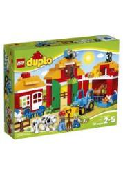 Лего Дупло Большая ферма Lego Duplo 10525-L