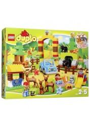 Лего Дупло Лесной заповедник Lego Duplo 10584