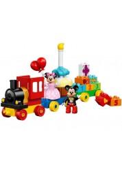 Конструктор Лего Дупло День рождения с Микки и Минни Lego Duplo 10597