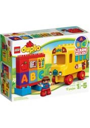 Лего Дупло Мой первый автобус Lego Duplo 10603