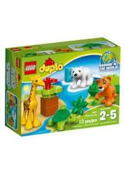 Лего Дупло Вокруг света: малыши Lego Duplo 10801-L