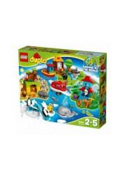 Лего Дупло Вокруг света Lego Duplo 10805-L